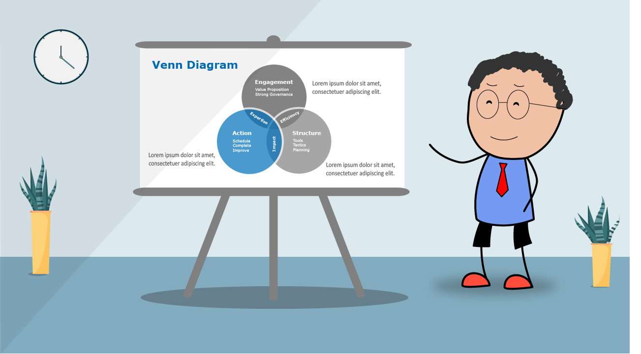 Top Venn Diagram PowerPoint Examples Plus Free Venn Diagram Template