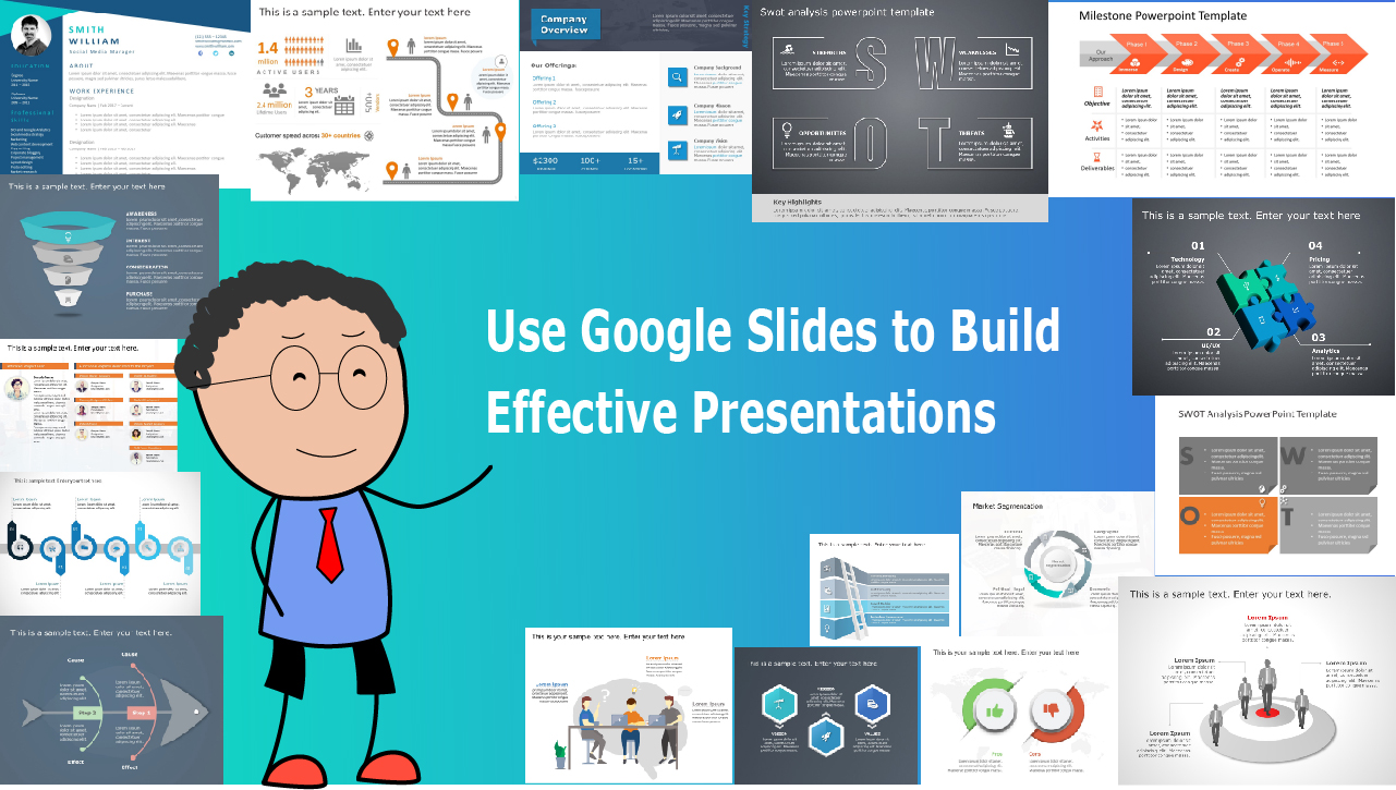 The COVID Remote Working Series: All You Need to Know To Build Effective Presentations In Google Slides