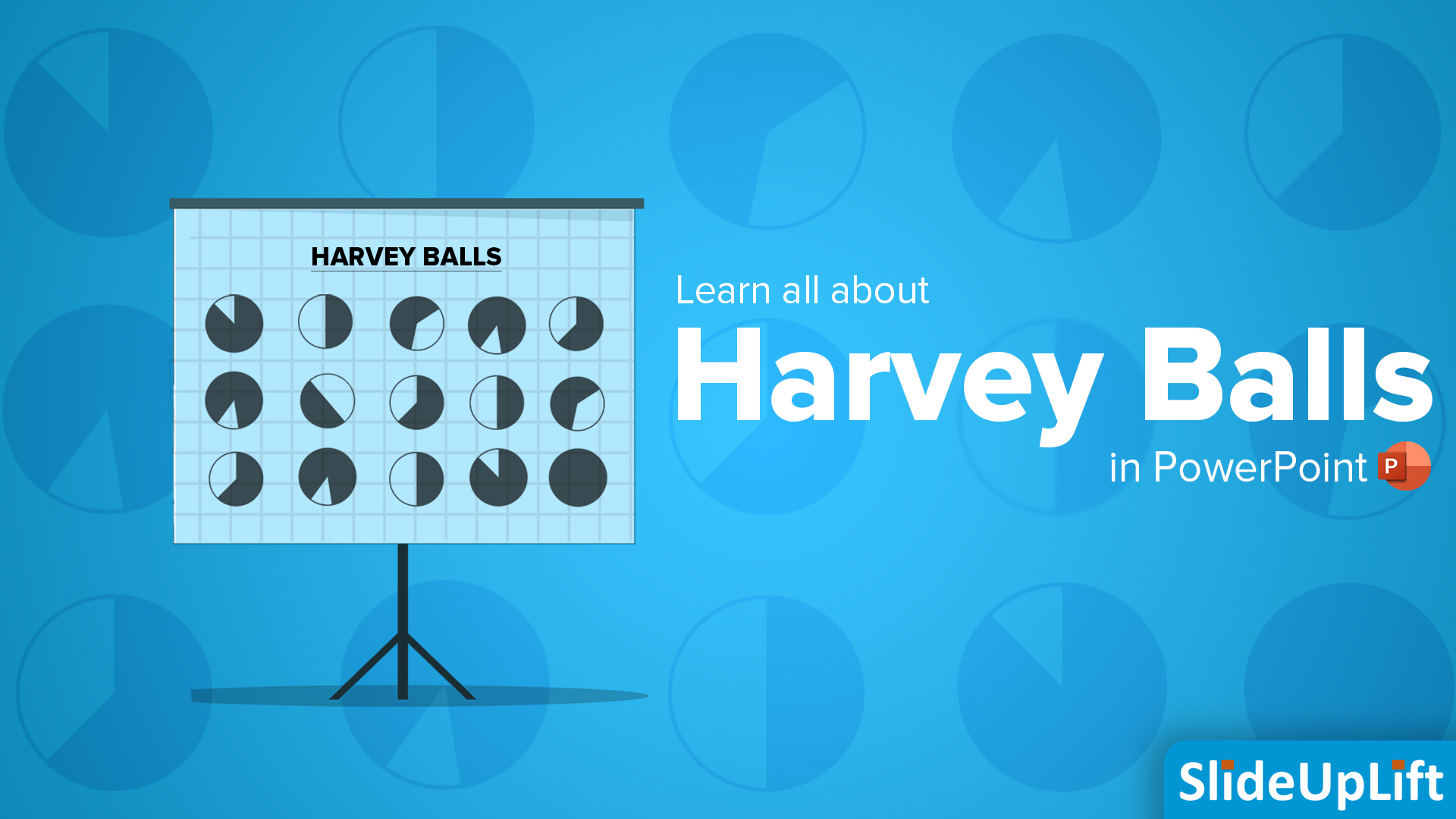Learn all about Harvey Balls in PowerPoint (Plus Harvey Balls Templates)