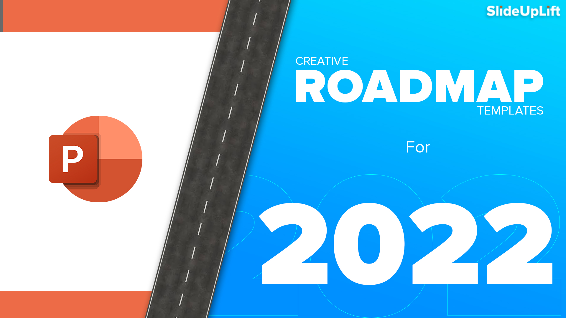 Creative Roadmap PowerPoint Templates for 2022 Business Planning Plus Free Roadmap Template