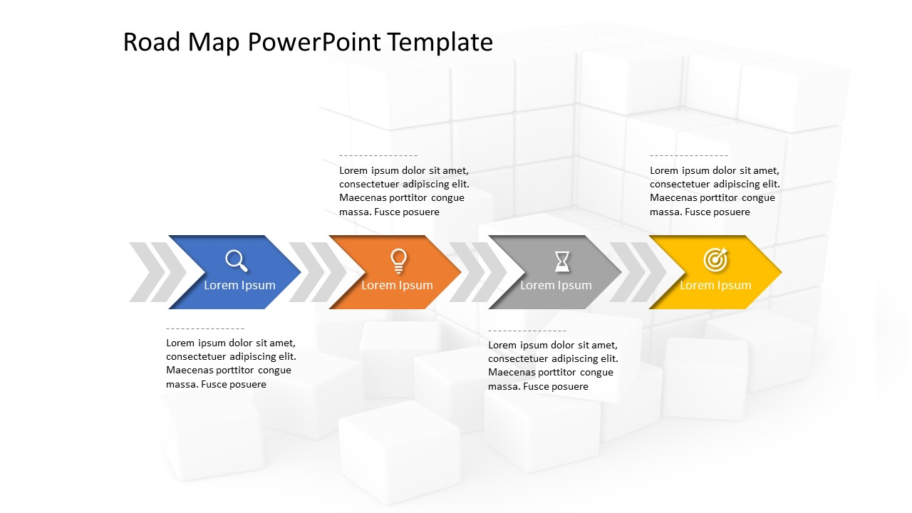 Free Business Roadmap Powerpoint Template 28 Roadmap Templates Slideuplift