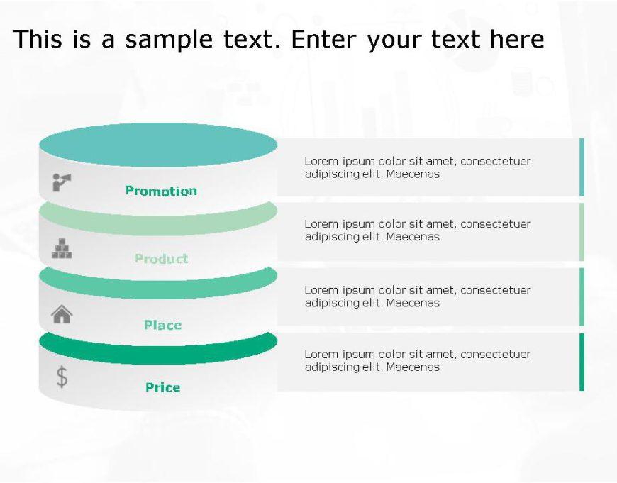 4P Marketing Framework for business use -1d