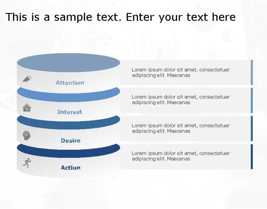 AIDA Marketing Framework for business use ,5k