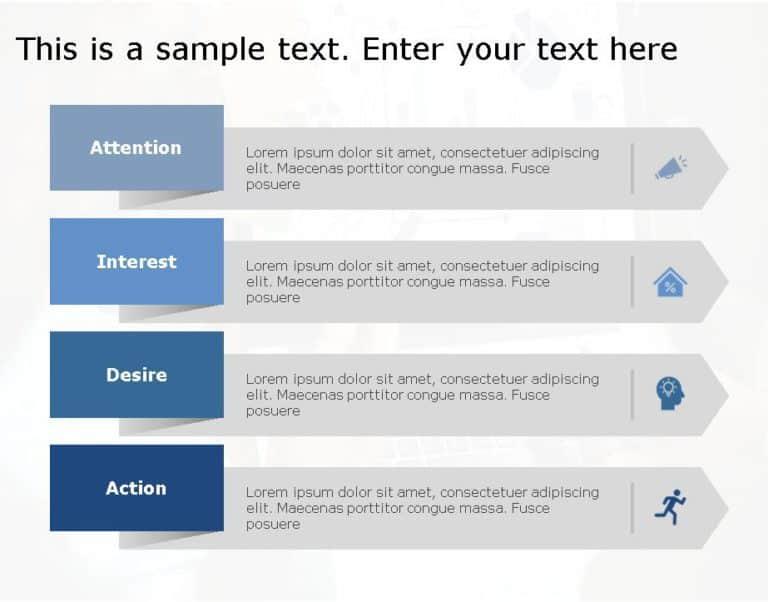 AIDA Marketing Framework for business use ,8k