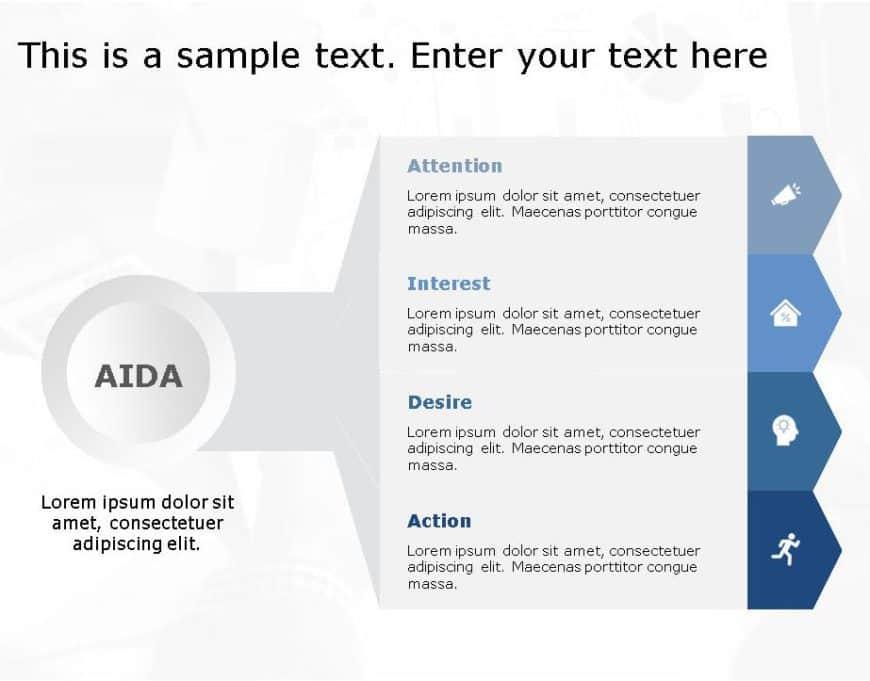 AIDA Marketing Framework for business use ,11k