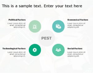 PEST Strategy Template for business use -8i