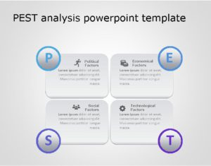 PEST Strategy Template for business use -13i