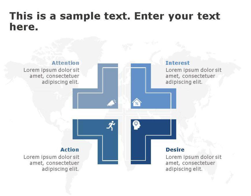 AIDA Marketing Framework for business use ,18k