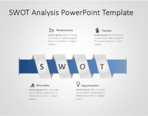 SWOT PowerPoint Template for business use 24h