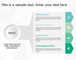 PEST Strategy Template for business use 27i