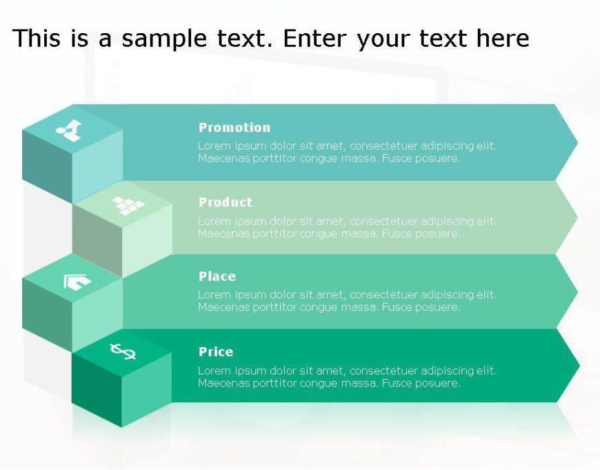 4P Marketing Framework for business use -24d