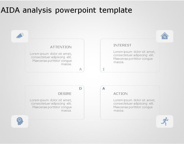 AIDA Marketing Framework for business use ,24k