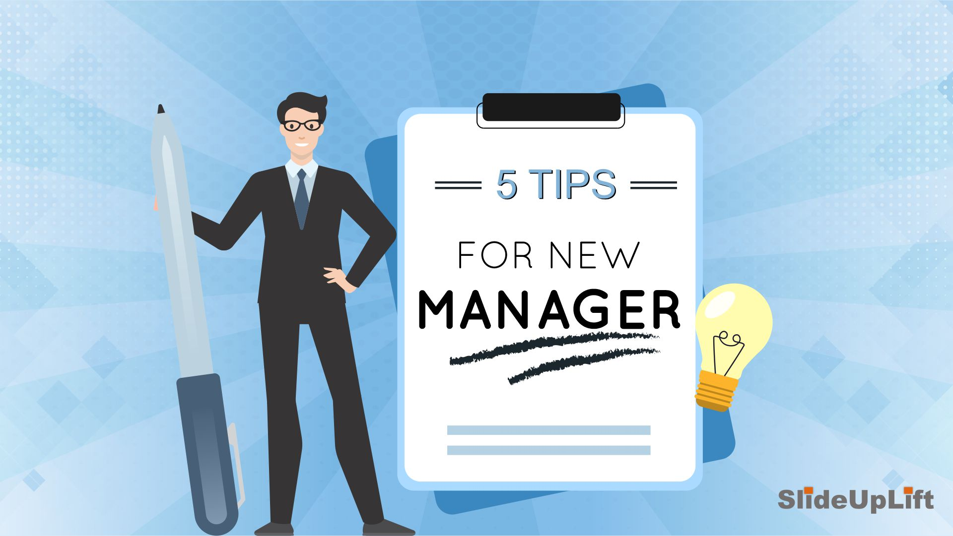 New Manager? Five New Manager Tips To Be Successful
