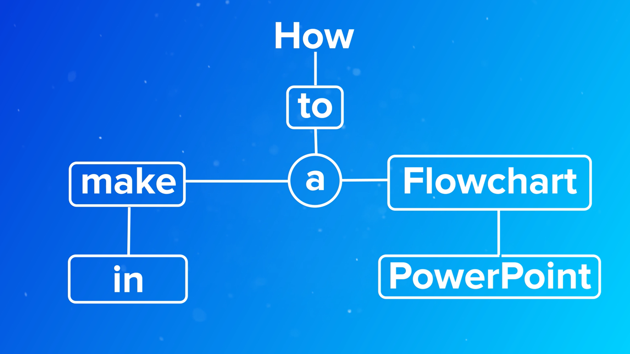 How to make a flowchart in PowerPoint Plus PowerPoint Flowchart Templates