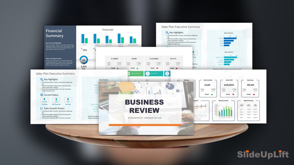 Business Review Templates