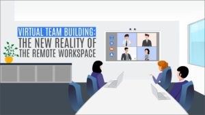 Energize & Inspire your remote team with these Virtual Team Building Activities That They Will Love