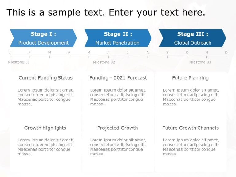 Free Roadmap Template