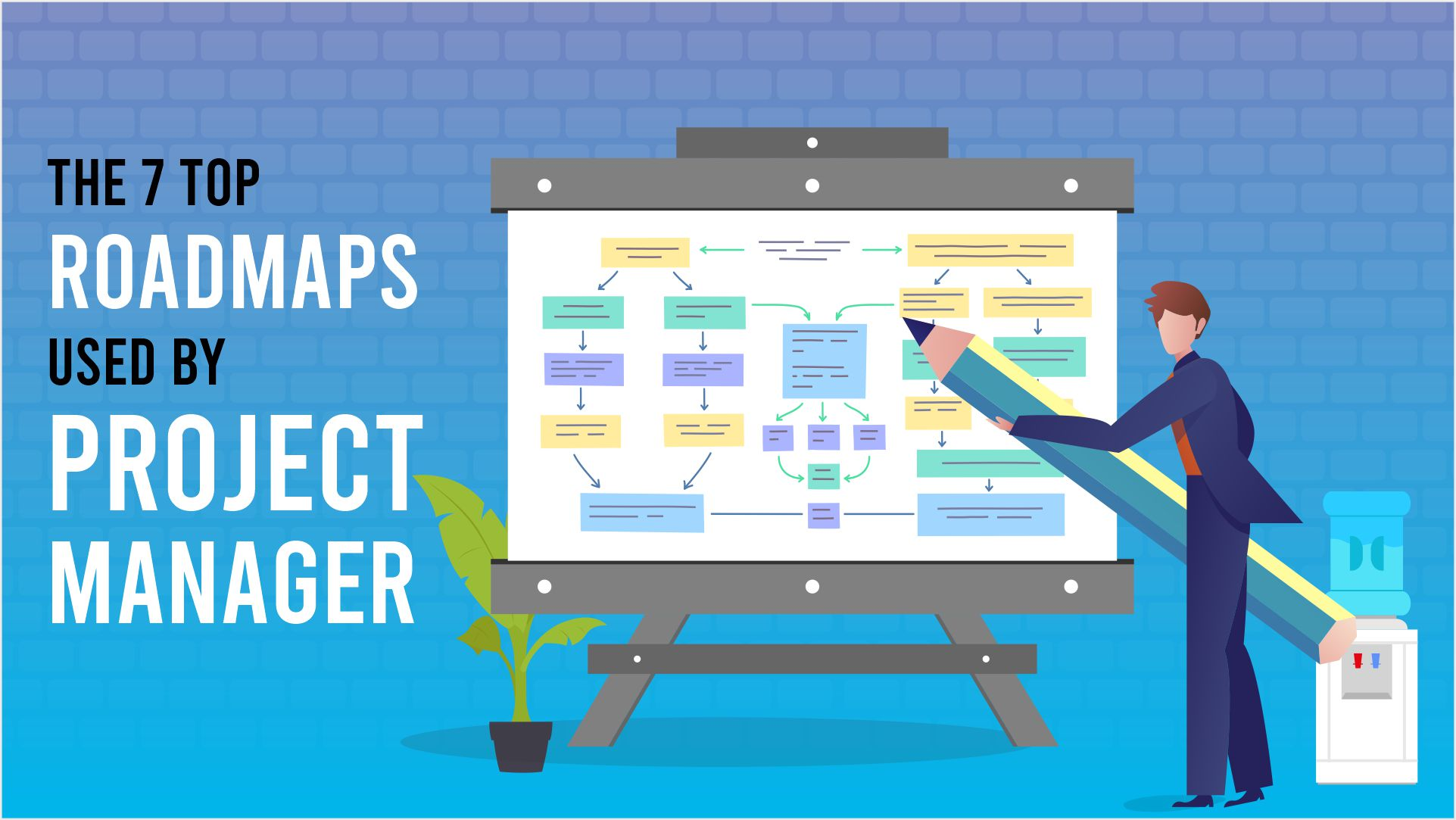 The 7 Top Roadmaps used by Project Managers Plus Roadmap Templates (Free Included)