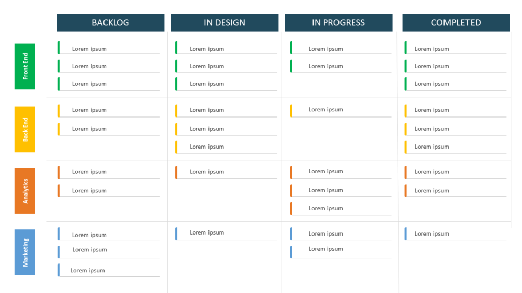 Product RoadMap PowerPoint