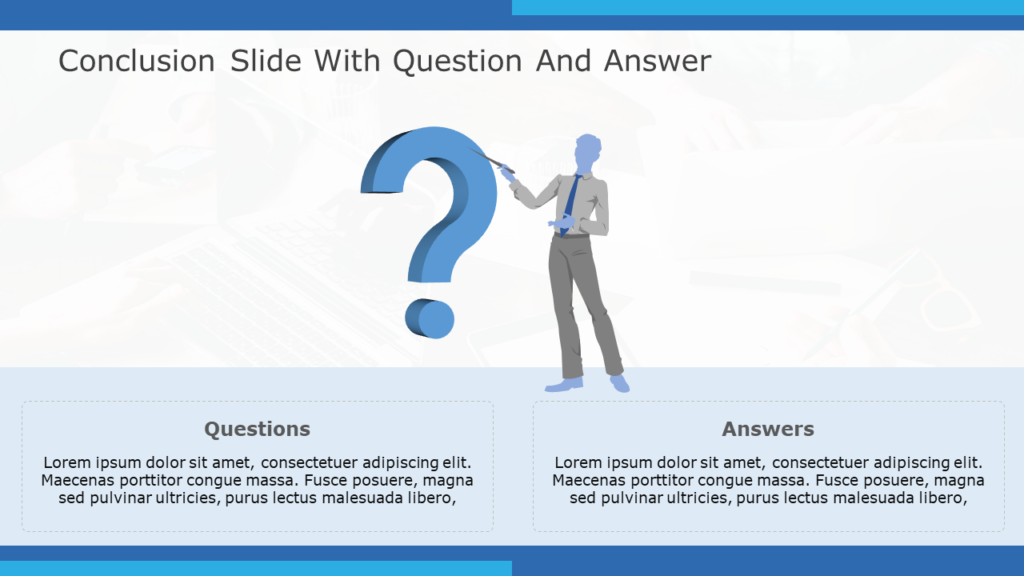 Question And Answer Slide