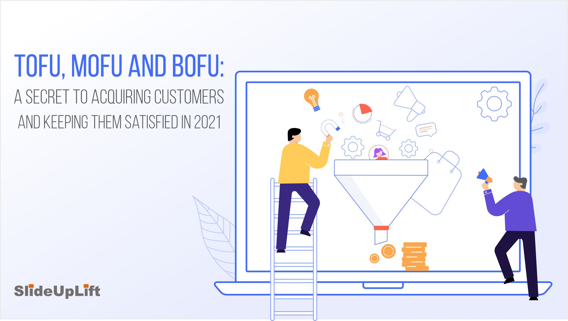 ToFu, MoFu and BoFu Sales Funnel: A Secret to Acquiring Customers and Keeping them Satisfied in 2021