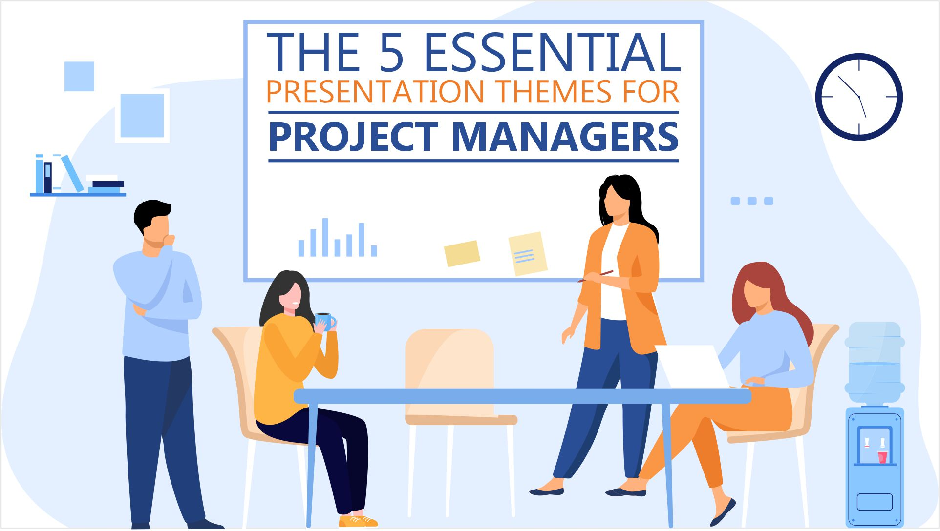 The 5 Essential PowerPoint Themes For Project Managers