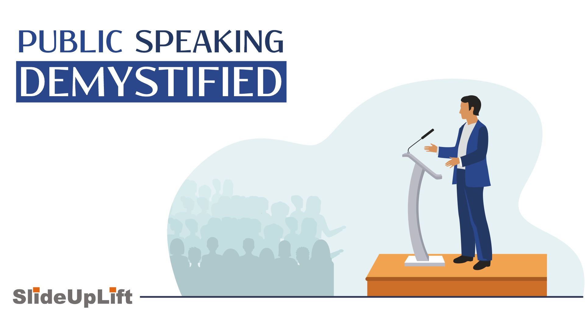Public Speaking Demystified: Tips To Successful Workplace Communication