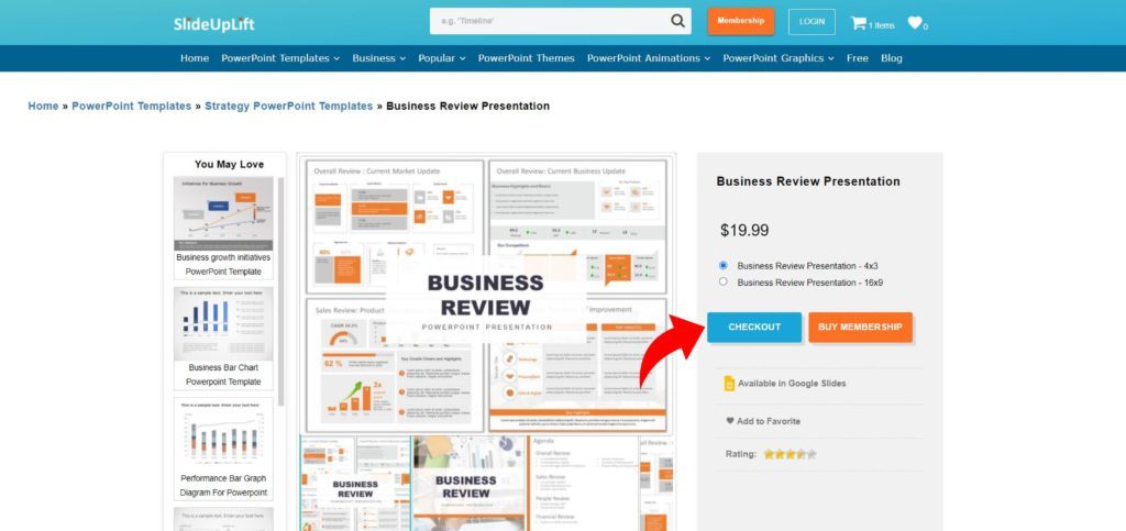 How To Open Presentation Templates In Google Slides