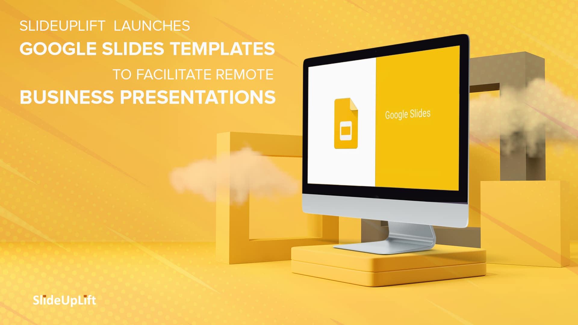 SlideUpLift Launches Premium Google Slides Templates