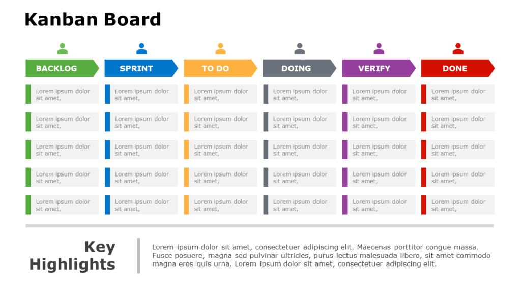 Kanban Board Template
