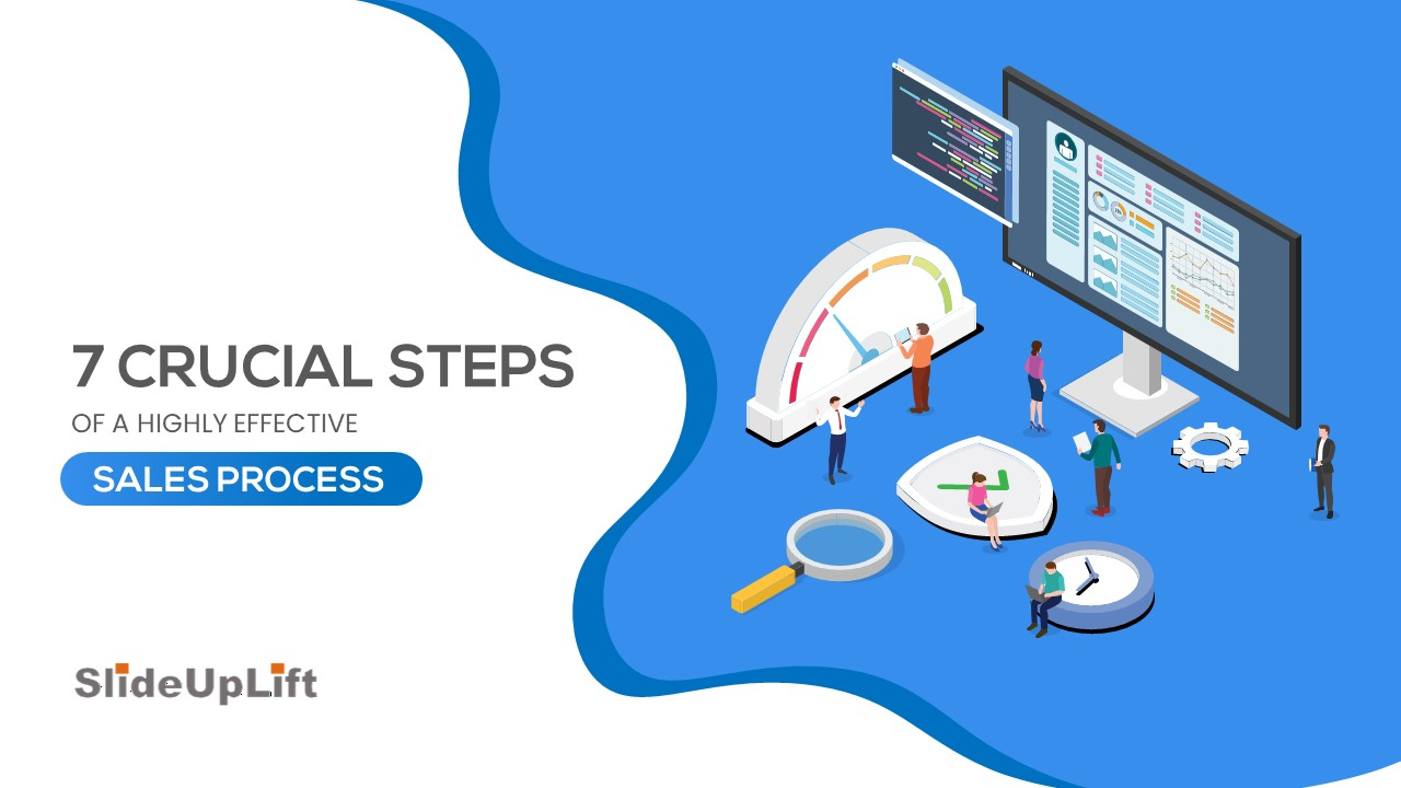 7 Crucial Steps of a Highly Effective Sales Process