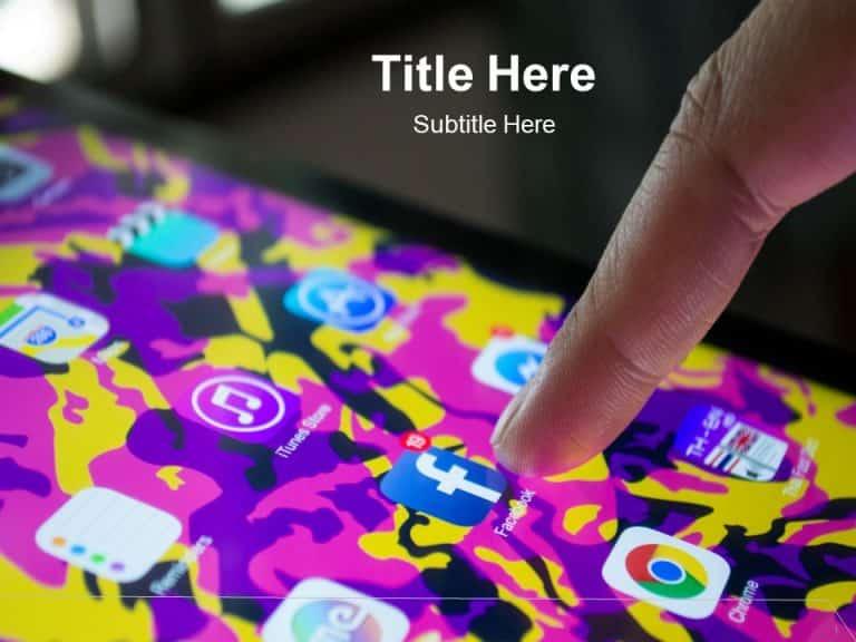 Digital Theme Cover Slides