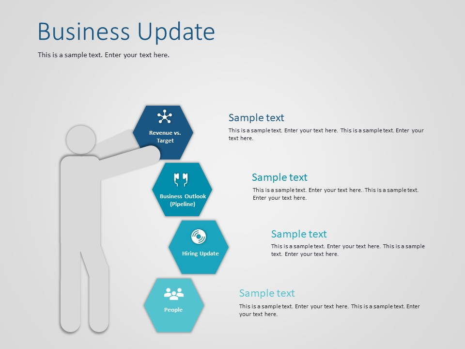 Business Update Powerpoint Template Slideuplift