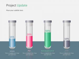 Project Update Powerpoint Template