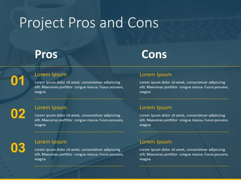 Pros And Cons Powerpoint Template 14
