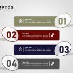 Agenda PowerPoint Template 20
