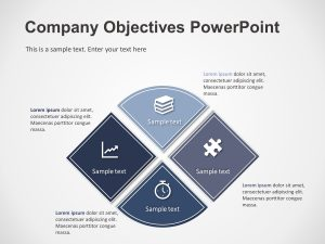 Company Objectives Powerpoint Template 1