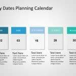 Calendar PowerPoint Template 2