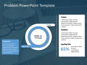 Problem Statement PowerPoint Template 1