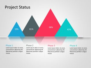 Project Status PowerPoint Template 1