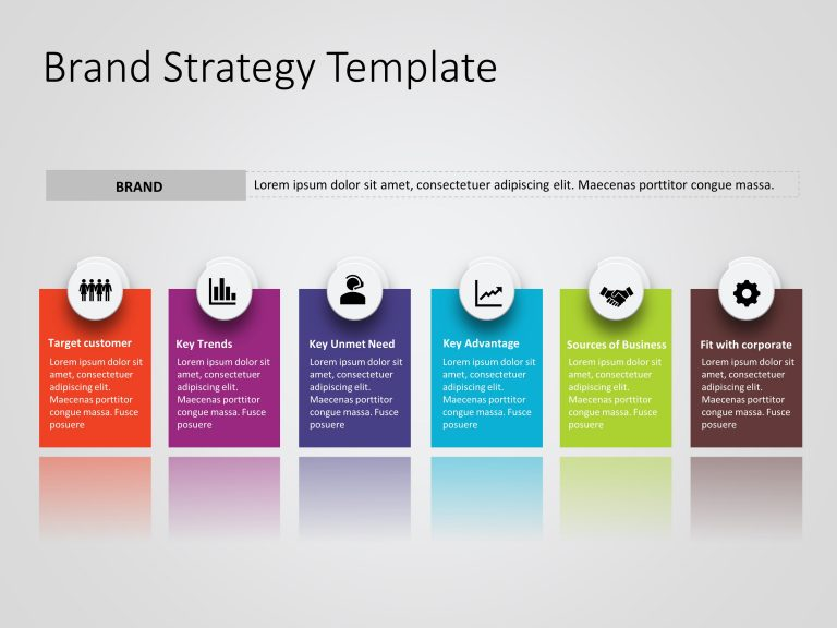 Brand Strategy PowerPoint Template 1