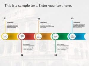 Business Roadmap PowerPoint Template 16