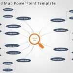Mind Map PowerPoint Template 4