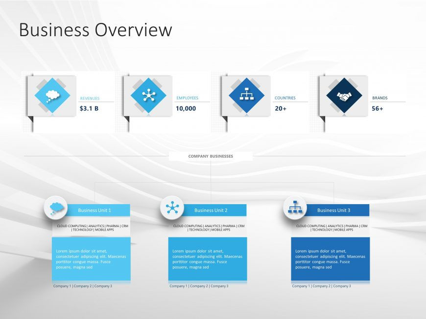 Business Overview PowerPoint Template