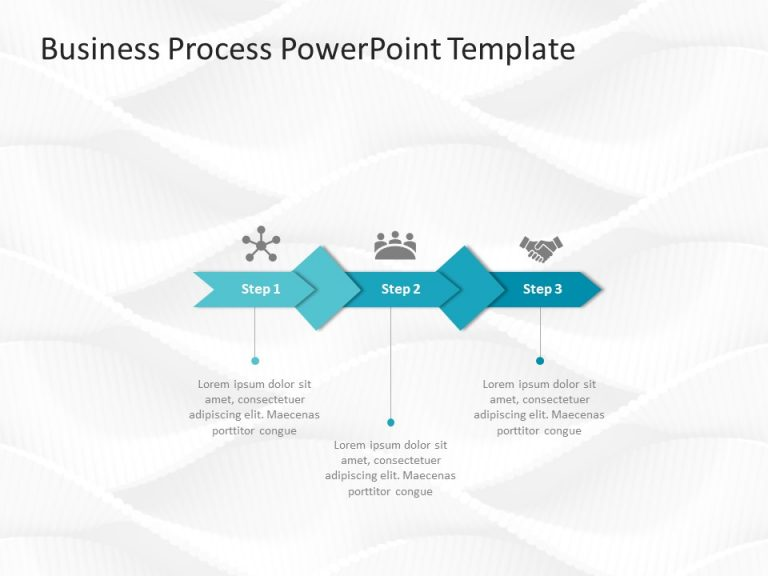 Business Process PowerPoint Template 7