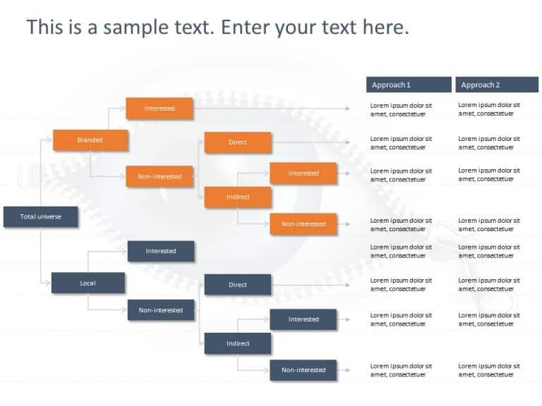 Flow Chart PowerPoint Template 9
