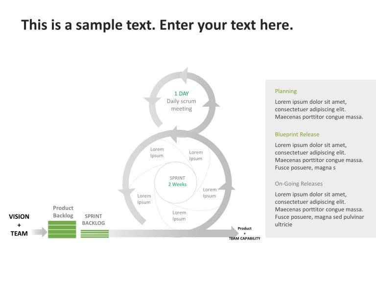 Sprint Planning PowerPoint Template 1