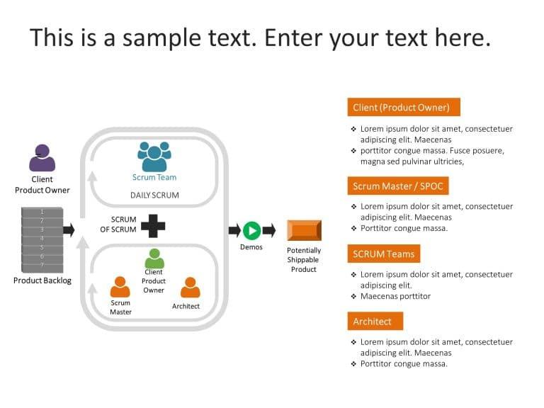 Sprint Planning PowerPoint Template 2