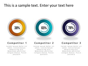 Free Competitor Analysis PowerPoint