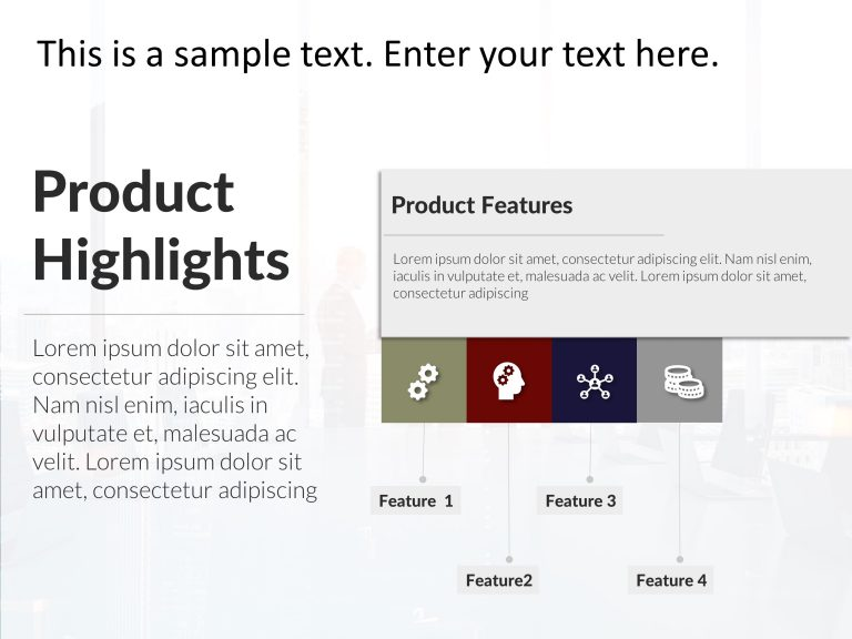 Detailed Product Features